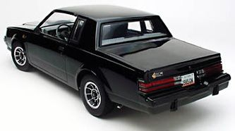 Buick Grand National 1986