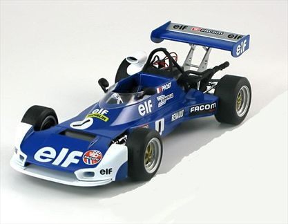 F1 Renault MK20 1977, Alain Prost Collection