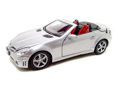 Mercedes-Benz SLK55 AMG Convertible