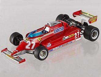 Ferrari 126 CK  1981