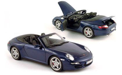 Porsche Carrera 4S Cabriolet