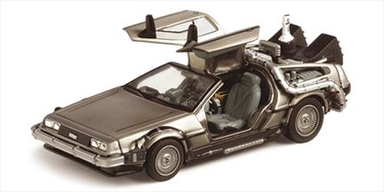 DeLorean Back to the Future Part II