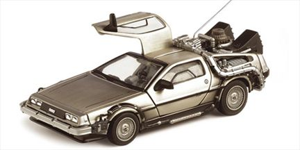 DeLorean Back to the Future Part I (Last One)