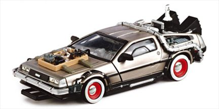 DeLorean Back to the Future Part III