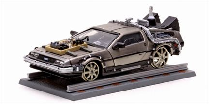 DeLorean Back to the Future Part III (Railload version)