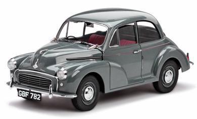 Morris Minor 1000 Saloon 1956