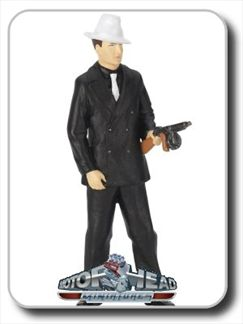 Miniature Gangster Dummy