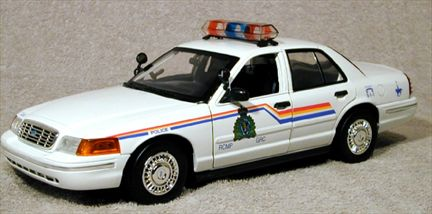 Ford Crown Victoria GRC/RCMP