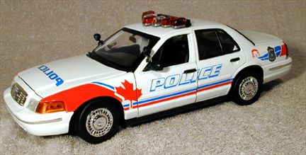 Ford Crown Victoria Police Windsor