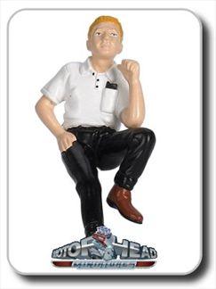 Miniature Dummy Marty