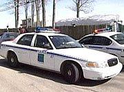 Police de Trois-Rivières Ford Crown Victoria