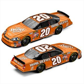Tony Stewart, #20 The Home Depot, 2007 Monte Carlo SS, Owners Club Series