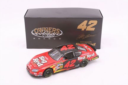 Juan Pablo Montoya #42, Big Red, 2007 Dodge Charger, Owners Club Series