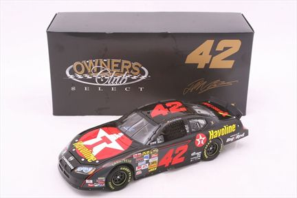 Juan Pablo Montoya #42 Texaco / Havoline 2007 Charger Owners Club Select