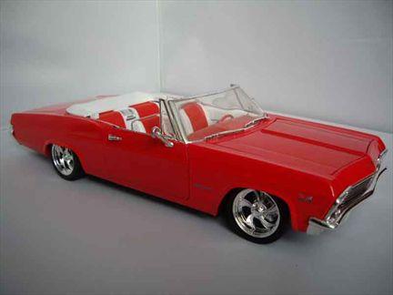 Chevrolet Impala 1965 Convertible