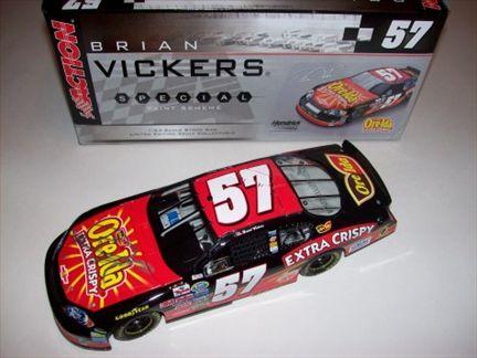 Brian Vickers #57 Ore-Ida 2006 Chevrolet Monte Carlo *Autographied*
