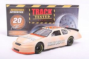 Tony Stewart #20 Home Depot / Track Tested 2006 Chevrolet Monte Carlo