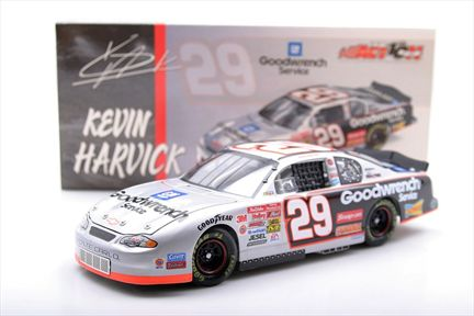 Kevin Harvick #29 GM Goodwrench Service 2002 Monte Carlo