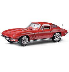 Chevrolet Corvette Sting Ray 1965 (Fiberglass Coupe)