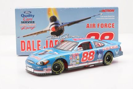Dale Jarrett #88 Quality Care Armed Forces/Air Force 2000 Taurus