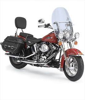2008 Harley-Davidson Heritage Classic Firefighter Special Edition