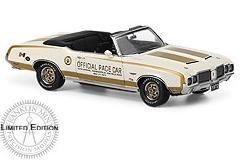 Oldsmobile Hurst 1972 Indy 500 Pace Car