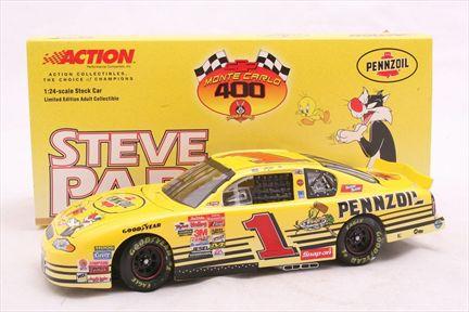 Steve Park #1 Pennzoil/Looney Tunes 2001 Monte Carlo