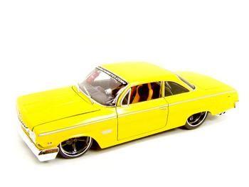 Chevrolet Bel Air 1962 Pro Rodz