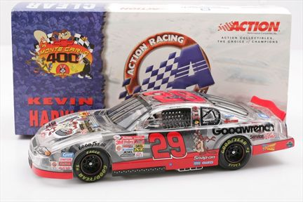Kevin Harvick #29 GM Goodwrench Service Plus/Looney Tunes 2001 Monte Carlo