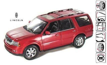 2005 Lincoln Navigator *1 Left*