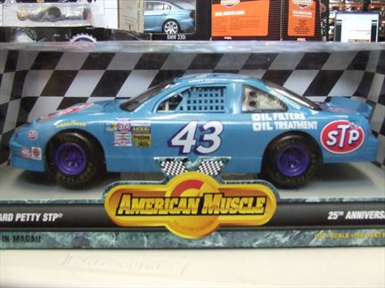 Richard Petty STP 25 Anniversary