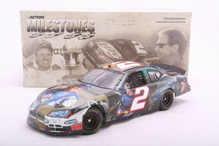 Rusty Wallace #2 Milestones / Last Call Year-in-Review 2005 Charger