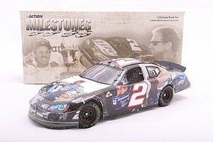 Rusty Wallace #2 Milestones / 700th Start 2005 Charger