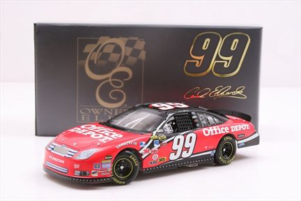 Carl Edwards #99 Office Depot 2007 Fusion Owners Elite