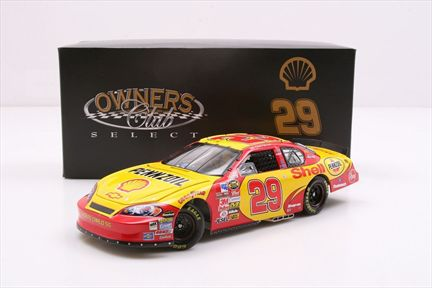 Kevin Harvick #29 Shell 2007 Monte Carlo SS Owners Club Series