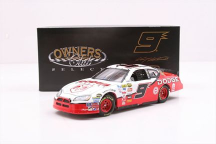 Kasey Kahne #9 Dodge Dealers 2007 Charger Owners Club Select