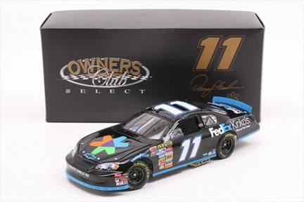 Denny Hamlin #11 FedEx Kinko's 2007 Monte Carlo SS Owners Club Select