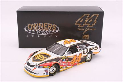 Dale Jarrett #44 UPS 2007 Camry Owners Club Select