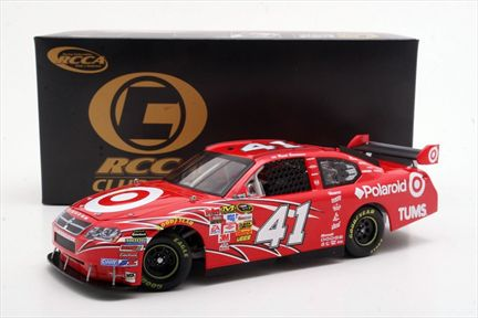 Reed Sorenson #41 Target 2008 Charger Club Car