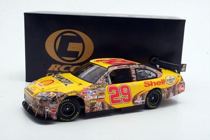 Kevin Harvick #29 Shell 2008 Impala SS Club Car