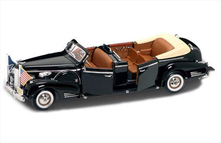 Cadillac V-16 1938 Presidential Limo