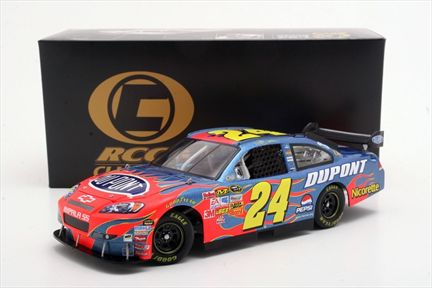 Jeff Gordon #24 DuPont / Salute the Troops 2008 Impala SS Club Car