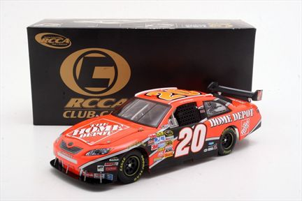 Tony Stewart #20 The Home Depot 2008 Camry Club Car