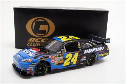 Jeff Gordon #24 Pepsi 2008 Impala SS Club Car