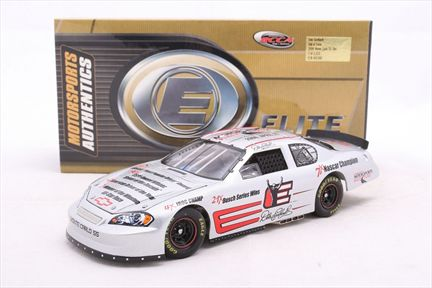 Dale Earnhardt Hall of Fame 2006 Monte Carlo SS Elite