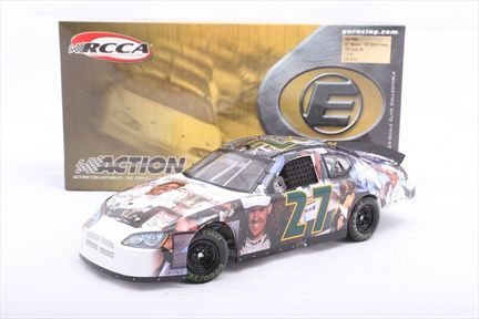 Rusty Wallace #27 Milestones / 1989 NASCAR Champion 2005 Charger Elite