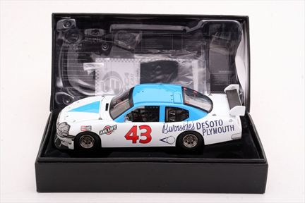 Richard Petty #43 1ST Win-1959 Plymouth 2008 Charger Elite