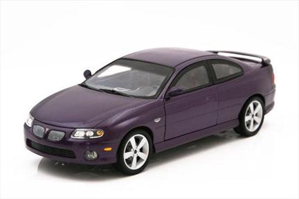 Pontiac GTO 2004 **Low stock**