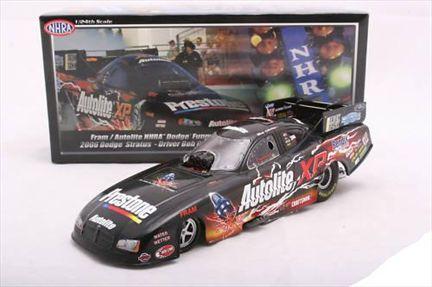 Bob Gilbertson Fram / Autolite NHRA Dodge Funny Car 2006 Dodge Stratus