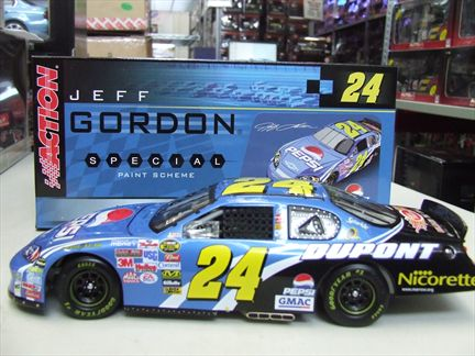 Jeff Gordon #24 Pepsi 2006 Monte Carlo SS